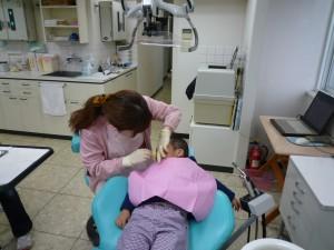 歯のクリーニング PMTC